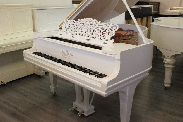 Steinway & Sons - 1909, № 141714