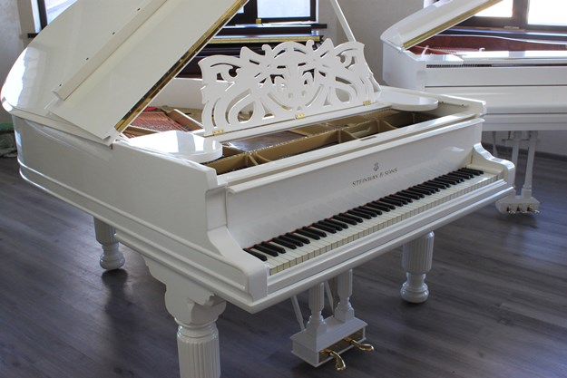 Steinway & Sons - 1889, № 56840